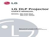 LG RD-JT20影机 英文说明书