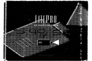 富可视 LP550投影机 英文说明书
