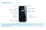 飞利浦 X325手机 使用说明书