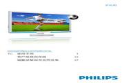 PHILIPS 273G3D显示器 使用手册