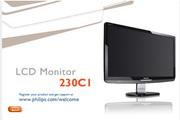 PHILIPS LCD Monitor230CI显示器 使用说明书