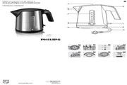 飞利浦 HD4632电水壶 使用手册