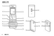夏普 GX-T29手机 使用说明书