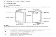 华为 U9000-81手机 使用说明书