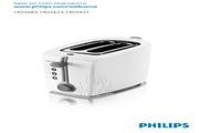 PHILIPS HD2621烤面包机 使用说明书