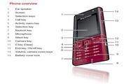 索尼爱立信 T700手机 使用说明书