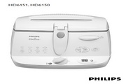 PHILIPS HD6151电饭煲 说明书