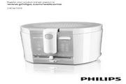 philips HD6103油炸锅 说明书