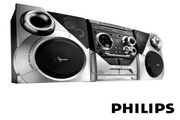 PHILIPS FWM35 MP3-CD Mini Hi-Fi音响 说明书