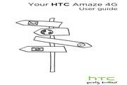 HTC Amaze 4G手机 说明书