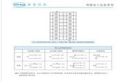 索思WT-E4000E-2S7智能双回路、双数显、双输出控制变送仪表说明书