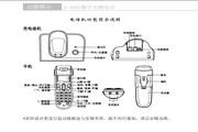 步步高HWDCD007(97)TSD无绳电话使用说明书
