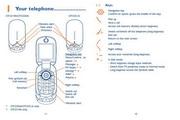 阿尔卡特 OT-321A手机 使用说明书
