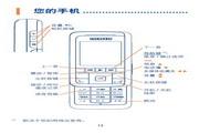阿尔卡特 OT-C825手机 使用说明书