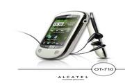阿尔卡特 OT-710手机 使用说明书