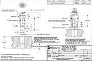 Dytran 2301C7压电式力传感器-电荷型 产品说明书
