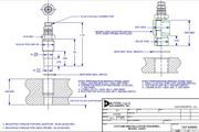 Dytran 2200C2压电式力传感器-电荷型 产品说明书