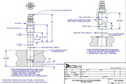 Dytran 2300C2压电式力传感器-电荷型 产品说明书