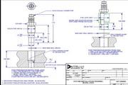 Dytran 2300C3压电式力传感器-电荷型 产品说明书