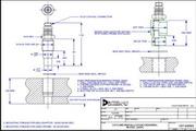Dytran 2200C4压电式力传感器-电荷型 产品说明书
