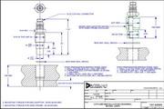 Dytran 2200C5压电式力传感器-电荷型 产品说明书