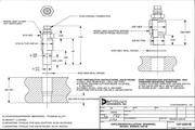 Dytran 1060C压电式力传感器-电荷型 产品说明书