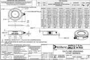 Dytran 1210C2压电式力传感器-电荷型 产品说明书