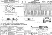 Dytran 1210C4压电式力传感器-电荷型 产品说明书