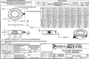 Dytran 1210C5压电式力传感器-电荷型 产品说明书