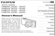 富士FinePix JX440数码相机说明书