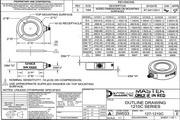 Dytran 1210C7压电式力传感器-电荷型 产品说明书