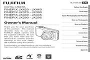 富士FinePix JX290数码相机说明书