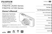 富士FinePix JV150数码相机说明书