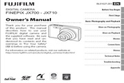 富士FinePix JX710数码相机说明书