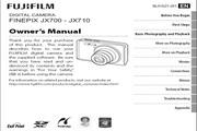 富士FinePix JX700数码相机说明书