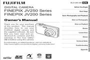 富士FinePix JV200 series数码相机说明书