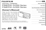 富士FinePix JV250 series数码相机说明书