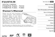 富士FinePix T350数码相机使用说明书