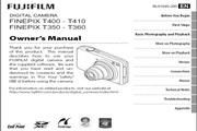 富士FinePix T360数码相机使用说明书