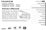 富士FinePix T410数码相机使用说明书