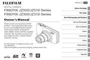 富士FinePix JZ510数码相机使用说明书
