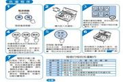 三洋SW-10UF洗衣机使用说明书