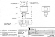 Dytran 1050V2压电式力传感器 产品说明书
