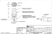 Dytran 3184E工业型加速度传感器 产品说明书