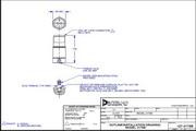 Dytran 3166B工业型加速度传感器 产品说明书