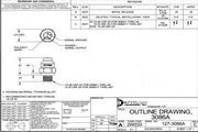 Dytran 3086A6冲击型加速度传感器 产品说明书