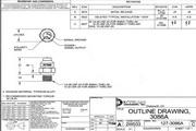 Dytran 3086A4冲击型加速度传感器 产品说明书
