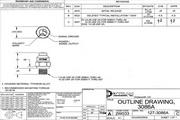 Dytran 3086A2冲击型加速度传感器 产品说明书