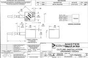 Dytran 7523A3电容型三轴加速度传感器 产品说明书