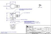 Dytran 3035C高温型加速度传感器 产品说明书